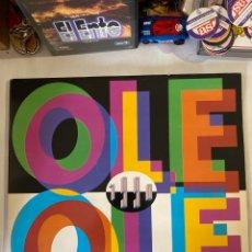 Disques de vinyle: OLE OLE-1990-1990-GATEFOLD-MUY BUEN ESTADO. Lote 286963593