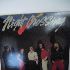 Discos de vinilo: NIGHT GROSSING. Lote 287006463