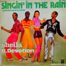 Discos de vinilo: SHEILA B. DEVOTION * LP * SINGIN' IN THE RAIN * SPAIN 1978 / FUNK. Lote 287010678
