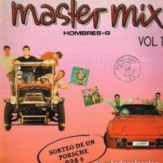 Discos de vinilo: 'MASTER MIX - VOL. 1', DE HOMBRE-G. MAXISINGLE VINILO. DISCOS TWINS. 2001. BUEN ESTADO.. Lote 287023198