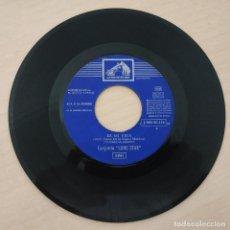 Discos de vinilo: LONE STAR - ES MI VIDA / BRING A LITTLE SUNSHINE - LA VOZ DE SU AMO 1969 (SE VENDE SOLO EL VINILO). Lote 287024203
