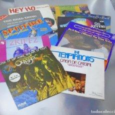 Discos de vinilo: LOTE 10 VINILOS MUSICA DISCO AÑOS 70 CALIDAD EX. Lote 287030423