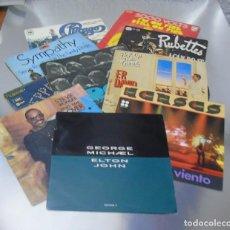 Discos de vinilo: LOTE 10 VINILOS MUSICA DISCO AÑOS 70 CALIDAD EX. Lote 287031153