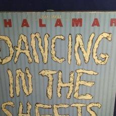 Discos de vinilo: MAXI SINGLE SHALAMAR DANCING IN THE SHEETS. TEMA EXTRAIDO DE LA PELÍCULA FOOTLOOSE. Lote 287032408