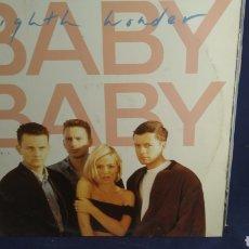 Discos de vinilo: MAXI SINGLE BABY BABY. EIGHT WONDER. DANCE MIX. Lote 287032593