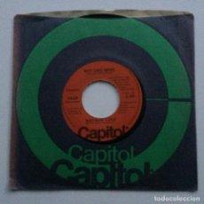 Discos de vinilo: NATALIE COLE – MR. MELODY / NOT LIKE MINE , USA 1976 CAPITOL RECORDS. Lote 287046758