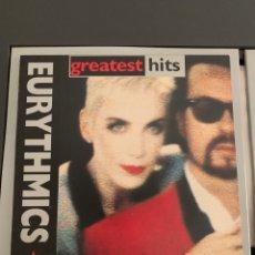 """Discos de vinilo: LP. EURYTHMICS. """" GREATEST HITS"""". (RCA 1991). Lote 287078873"""
