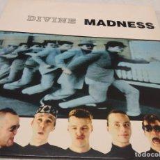 Discos de vinilo: MADNESS - DIVINE MADNESS-DOBLE LP EDICION ESPAÑOLA 1992. Lote 287079148
