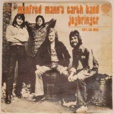 Discos de vinilo: MANFRED MANN. JOYBRINGER. Lote 287099433