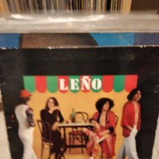 Discos de vinilo: LEÑO - LEÑO. Lote 287108708