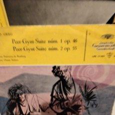 Discos de vinilo: GRIEG - PEER GYNT 1 Y 2. Lote 287110148