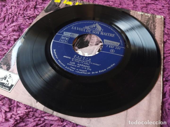 "Discos de vinilo: Luis Mariano – A La Jamaïque ,Vinyl, 7"", EP 1957 France 7 EGF 231 - Foto 6 - 287111878"