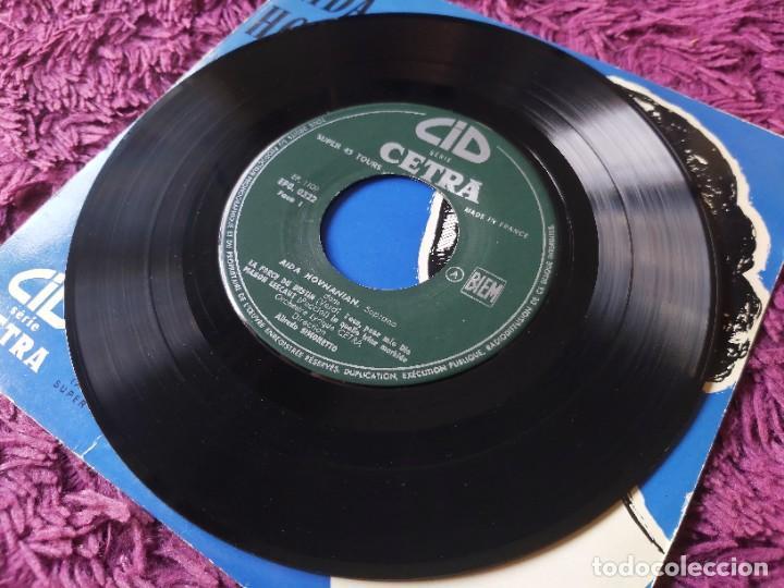 "Discos de vinilo: Aida Hovnanian ,Vinyl, 7"", EP 1955 France EPO 0322 - Foto 4 - 287113368"