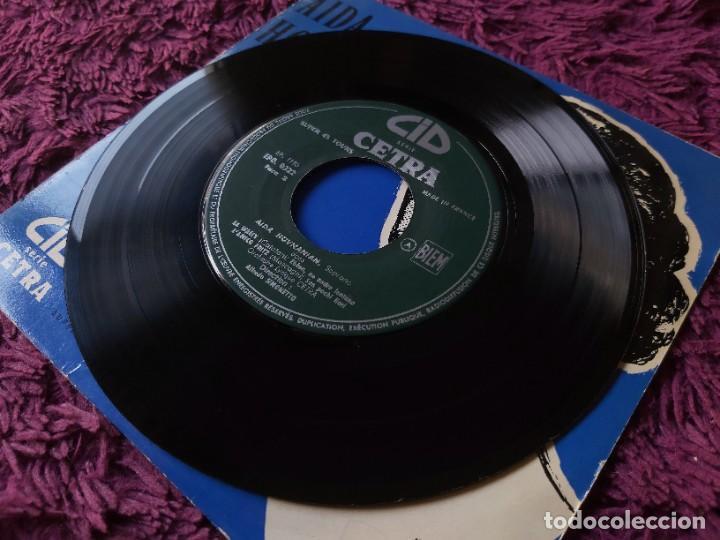 "Discos de vinilo: Aida Hovnanian ,Vinyl, 7"", EP 1955 France EPO 0322 - Foto 6 - 287113368"
