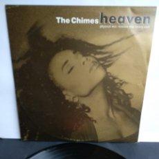 Discos de vinilo: THE CHIMES, HEAVEN, 1990. Lote 287122238
