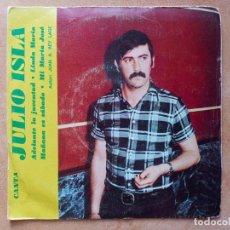 Discos de vinilo: JULIO ISAL- ADELANTE LA JUVENTUD+3- EP AZAR 1977. Lote 287124968