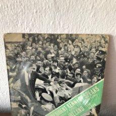 """Discos de vinilo: VINILO """"FLEXIDISC"""" MUY RARO DEL DISCURSO DE JOHN F KENNEDY -GALWAY IRLANDA - COLECCIONABLE - AÑOS 60. Lote 287127883"""