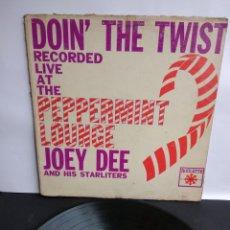 Discos de vinilo: JOEL DEE AND HIS STARLITERS. Lote 287131563