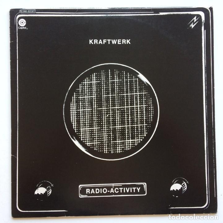KRAFTWERK – RADIO-ACTIVITY , FRANCE 1975 CAPITOL RECORDS (Música - Discos - LP Vinilo - Electrónica, Avantgarde y Experimental)