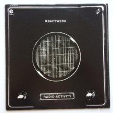 Discos de vinilo: KRAFTWERK – RADIO-ACTIVITY , FRANCE 1975 CAPITOL RECORDS. Lote 287137113