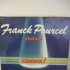 Discos de vinilo: FRANCK PORCEL ORQUESTA CINEMA 1. Lote 287138693