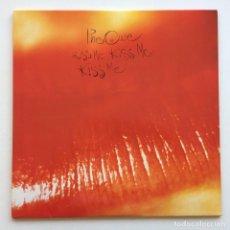 Discos de vinilo: THE CURE – KISS ME KISS ME KISS ME , 2 VINYLS GERMANY 1987 FICTION RECORDS. Lote 287139718