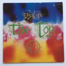 Discos de vinilo: THE CURE – THE TOP , UK 1984 FICTION RECORDS. Lote 287141123