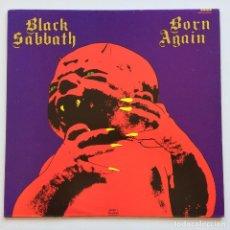 Discos de vinilo: BLACK SABBATH – BORN AGAIN , MEXICO 1983 VERTIGO. Lote 287144403