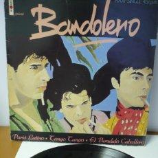 Discos de vinilo: BANDOLERO CAFE LATINO. Lote 287148703