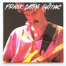 Discos de vinilo: FRANK ZAPPA – GUITAR, 2 LPS, UK 1988 ZAPPA RECORDS. Lote 287159773