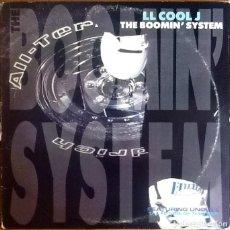 """Discos de vinilo: L.L. COOL J. : THE BOOMIN' SYSTEM [USA 1990] 12"""". Lote 287162128"""