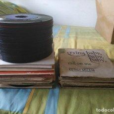 Discos de vinilo: GRAN LOTE DE 95 SINGLES / EP'S SIN PORTADA Y 36 PORTADAS SIN DISCO DENTRO - TODOS EN FOTOS. Lote 287163288
