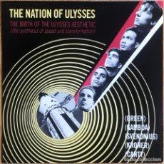 Discos de vinilo: THE NATION OF ULYSSES - THE BIRTH OF THE... - SINGLE. Lote 287168448
