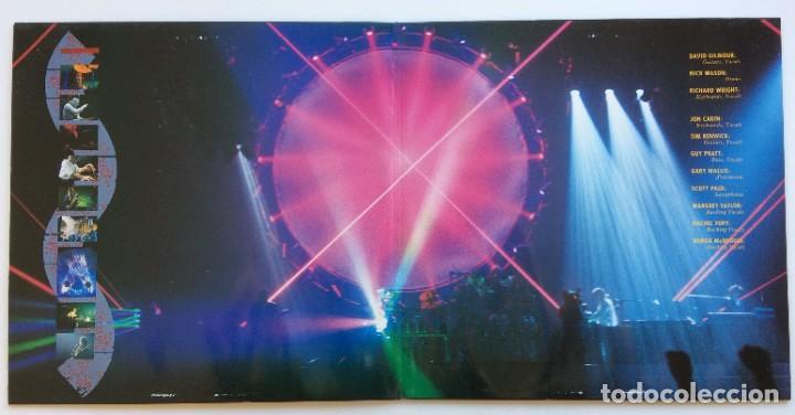 Discos de vinilo: Pink Floyd – Delicate Sound Of Thunder, 2 Vinyls Europe 1988 EMI - Foto 3 - 287178138