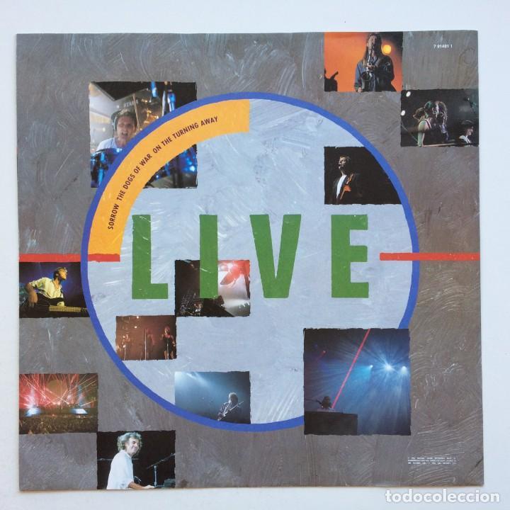 Discos de vinilo: Pink Floyd – Delicate Sound Of Thunder, 2 Vinyls Europe 1988 EMI - Foto 5 - 287178138