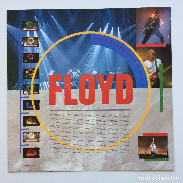Discos de vinilo: Pink Floyd – Delicate Sound Of Thunder, 2 Vinyls Europe 1988 EMI - Foto 6 - 287178138