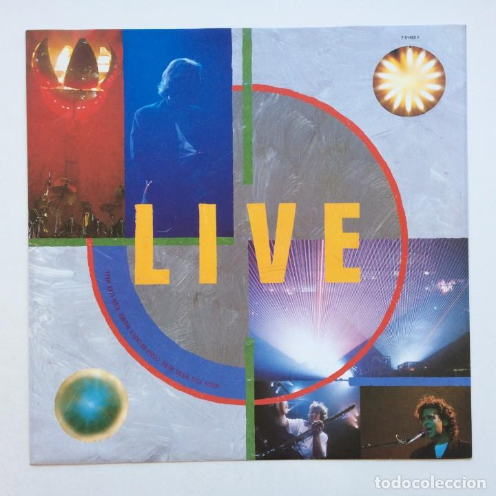 Discos de vinilo: Pink Floyd – Delicate Sound Of Thunder, 2 Vinyls Europe 1988 EMI - Foto 7 - 287178138