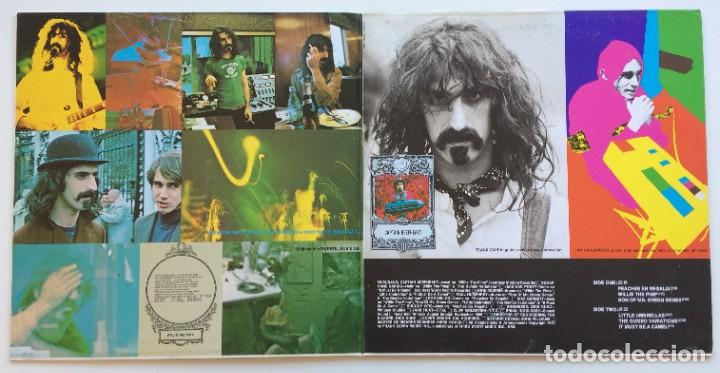 Discos de vinilo: Frank Zappa – Hot Rats, France 1976 Reprise Records - Foto 3 - 287178563