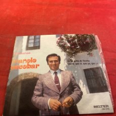 Discos de vinilo: MANOLO ESCOBAR. Lote 287204518