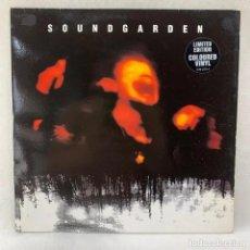Disques de vinyle: LP SOUNDGARDEN - SUPERUNKNOWN - LIMITED EDITION COLOURED VINYL - DOBLE PORTADA - DOBLE LP - 1994. Lote 287208128