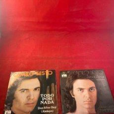 Discos de vinilo: CAMILO SESTO - TODO POR NADA Y AMOR…AMAR. Lote 287208313