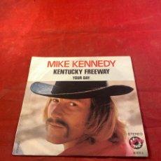 Discos de vinilo: MIKE KENNEDY. Lote 287210153