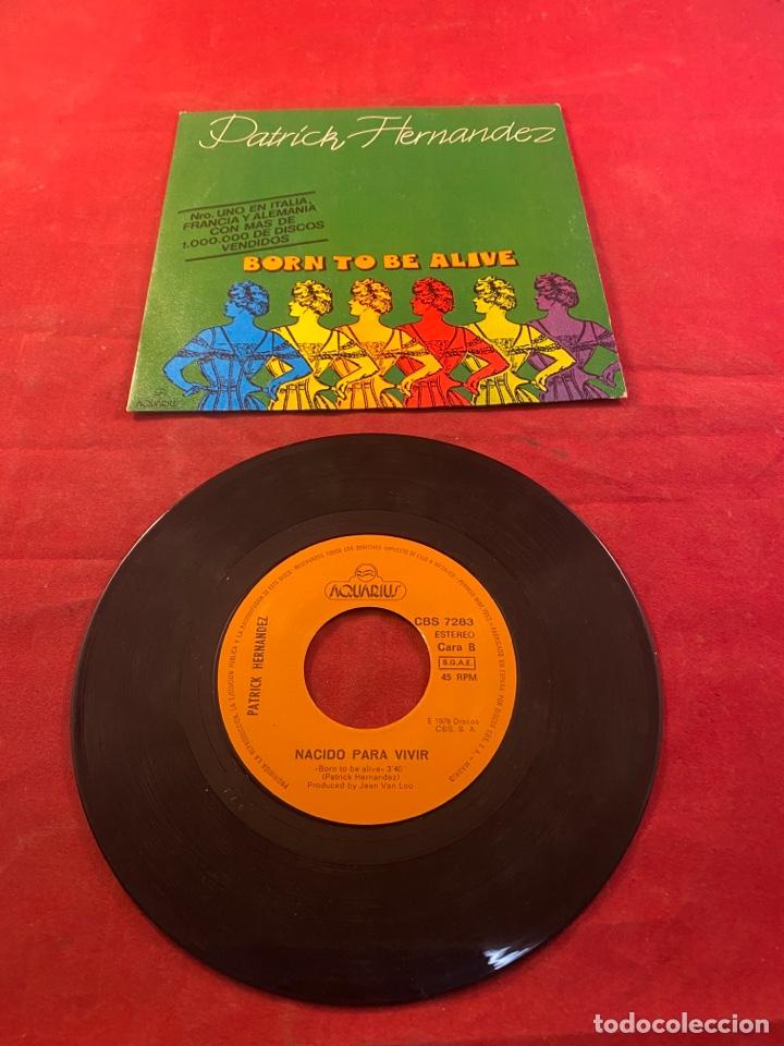PATRICK HERNANDEZ (Música - Discos - Singles Vinilo - Otros estilos)