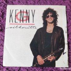 "Discos de vinilo: KENNY G – SILHOUETTE,VINYL, 7"", SINGLE 1988 SPAIN 111 832 1A. Lote 287215273"