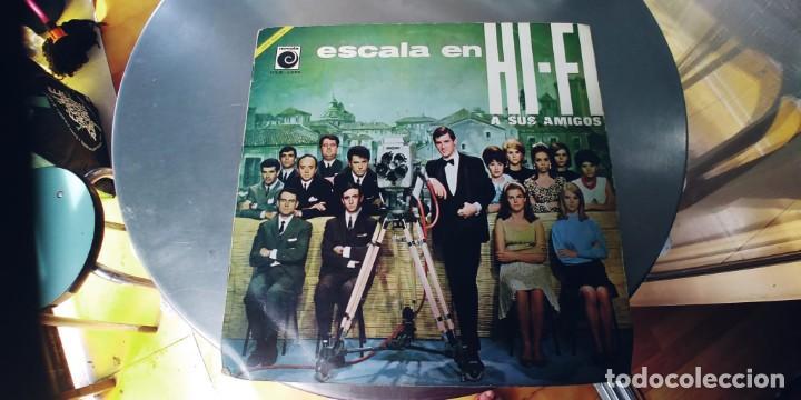 ESCALA EN HI-FI-LP MOCHI LUIS VARELA... (Música - Discos - LP Vinilo - Solistas Españoles de los 50 y 60)
