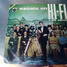 Discos de vinilo: ESCALA EN HI-FI-LP MOCHI LUIS VARELA.... Lote 287218948