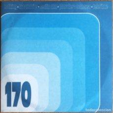 Discos de vinilo: NOTHING + AUTOMATICS + CECILIA ANN... EP. Lote 287221543