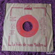 """Discos de vinilo: VICTORIA DE LOS ANGELES – LA MAJA Y EL RUISENOR ,VINYL, 7"""", SINGLE FRANCE 7RF150. Lote 287243003"""
