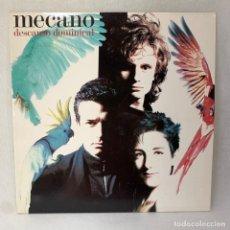 Disques de vinyle: LP - VINILO MECANO - DESCANSO DOMINICAL + ENCARTE - ESPAÑA - AÑO 1988. Lote 287320083