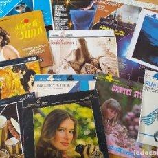 Disques de vinyle: LOTE 13 LP. COLECCION STEREO 4 FASES - DECCA - GRANDES ORQUESTAS- BUEN ESTADO - VER FOTOS. Lote 287322033